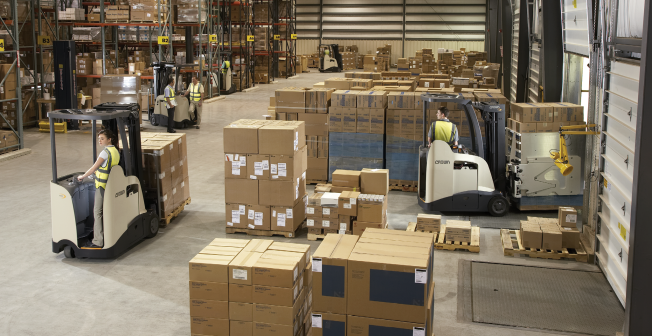 UNLOCKING VALUE FROM FORKLIFT CONNECTIVITY